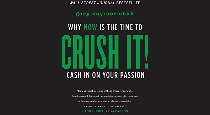 Book review: Crush It