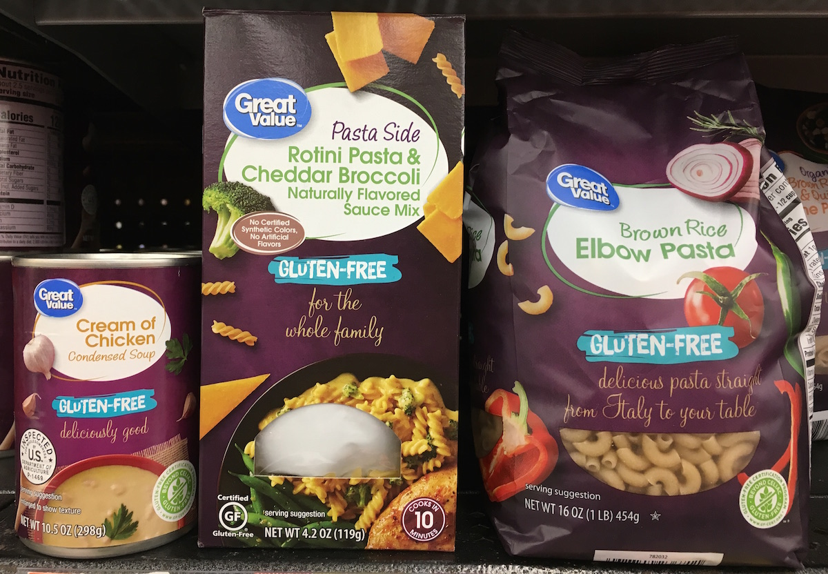 Generic gluten free brands are a great way to save money