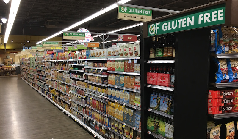 Save money on gluten free groceries